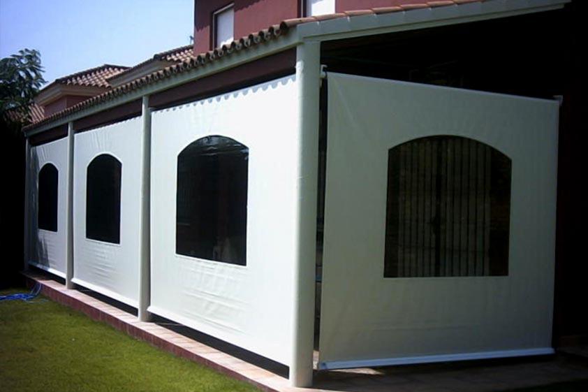 Toldos verticales toldos valencia - Toldos verticales para exterior ...